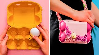 25 IMPOSSIBLE USES FOR EGG TRAYS