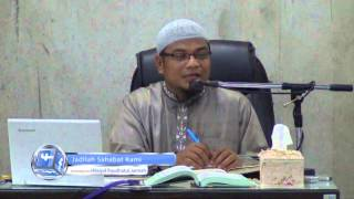 Tafsir Surat Al Muzammil 1-11 Sesi Maghrib Bersama Ustadz DR. ASPRI RAHMAT AZAI.MA