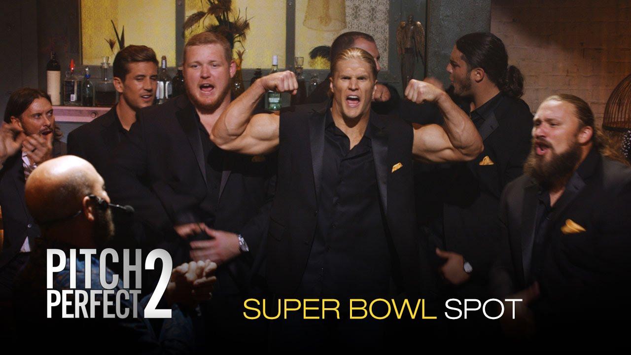 Video trailer för Pitch Perfect 2 - Official Super Bowl Spot (HD)