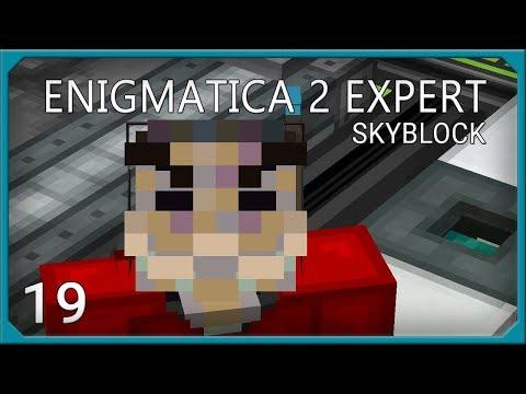 Enigmatica 2 Expert EP20 Infusion Altar + Celestial Altar