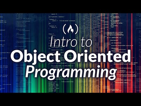 Intro to Object Oriented Programming - Crash Course - YouTube