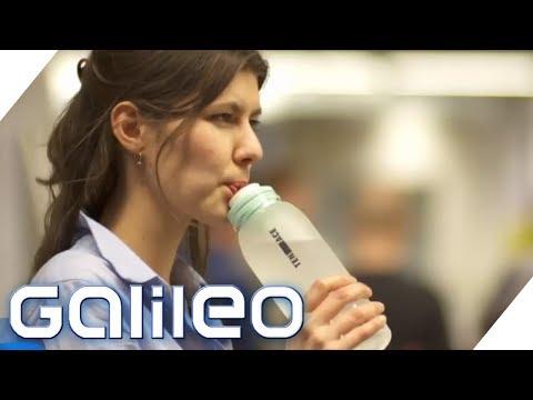 Wie reines Leitungswasser plötzlich Geschmack bekommt | Galileo | ProSieben