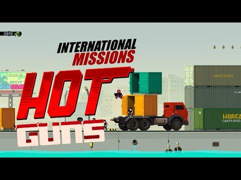 Vídeo do Hot Guns