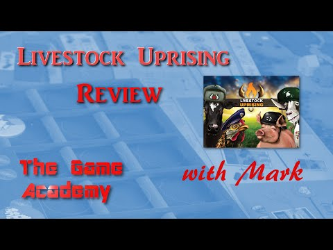 The Game Academy - Livestock Uprising Review