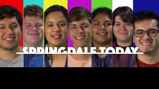 Springdale Today   2018 - 2019 Episode 6   Veterans Day