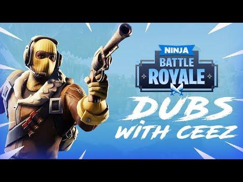 Dubs With CDNThe3rd! - Fortnite Battle Royale Gameplay - Ninja