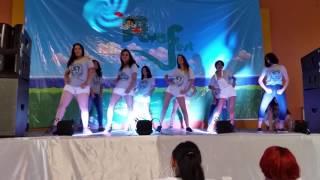 رقص دختران کری