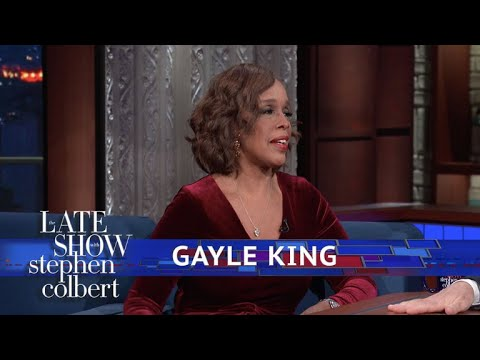 , title : 'Gayle King Shares Some Of 'Oprah's Favorite Things''