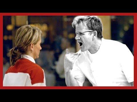 El Chef que hizo llorar a Gordon Ramsay.