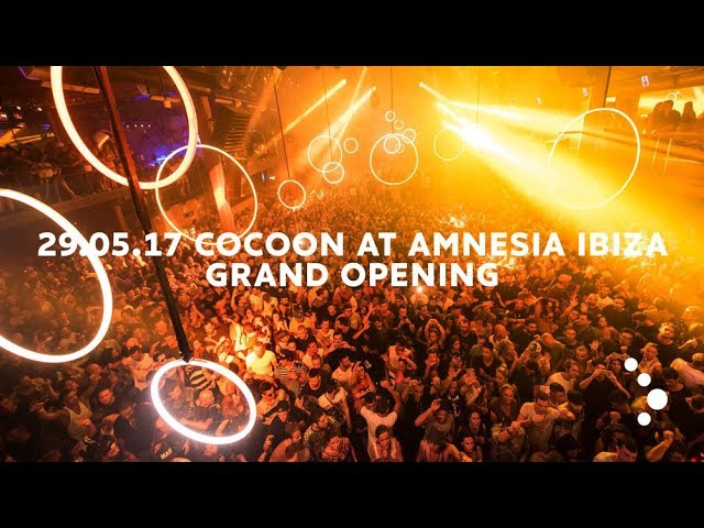 Cocoon: Opening 2017
