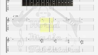 Evergrey   The Encounter GUITAR TAB