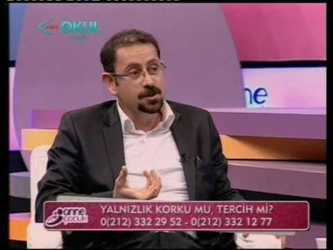 SONER KOŞAN TRT Okul Yalnızlık Korku mu Tercih mi, sonerkosan.com