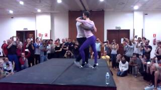 "NELSON FREITAS & C4 PEDRO ""BO TEM MEL"" by Vie Dance and Ruddy at FEELING KIZOMBA MADRID"