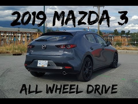 2019 Mazda 3 All Wheel Drive from Family Wheels