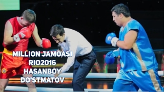 Million jamoasi - Pok-Pok RIO Hasanboy Do'stmatov