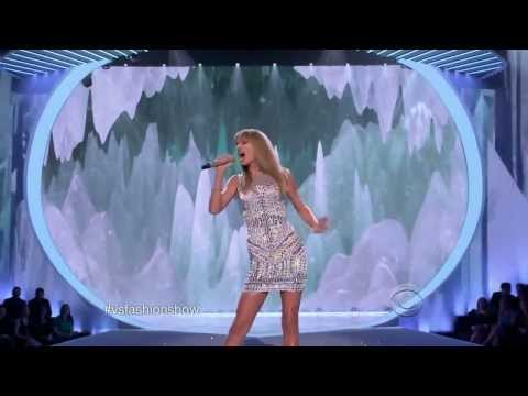 """Victoria's Secret Fashion Show 2013 """"Snow Angels"""""""