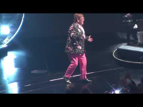 Elton John 3/1/19: 20 - Crocodile Rock - Albany, NY