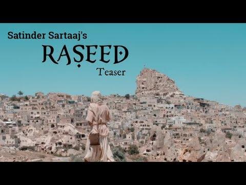 Raseed (Official Teaser) - Satinder Sartaaj | Jatinder Shah | Saga Music | Full Song Releasing Soon