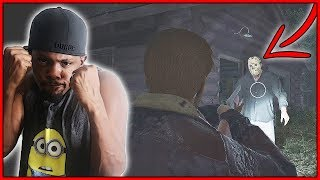 TAKING JASON TO THE FINAL BUZZER! - Friday The 13th Gameplay Ep.39