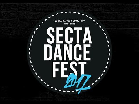 SECTA DANCE FEST 2017| HIP-HOP 1/8 | РЫБА vs ГЛЕБАСТА