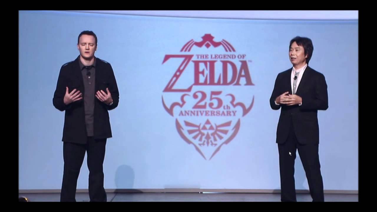 Nintendo Celebrates Zelda's 25th Anniversary With Live Music