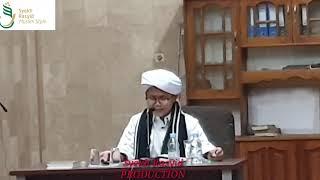 Jamaah Protes Tidak Mau Syekh Rasyid Ceramah Saja