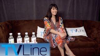 Criminal Minds | Paget Brewster Interview | Comic-Con 2017 | TVLine