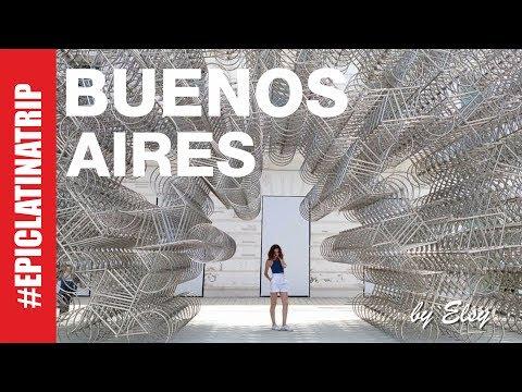 Caminando por BUENOS AIRES l Argentina l parte 2
