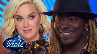Katy Perrys Reactions Says It All About Jovins Audition  On American Idol 2020 ! What A Voice!