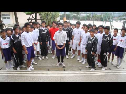 福岡市立金武中学校 サッカー部