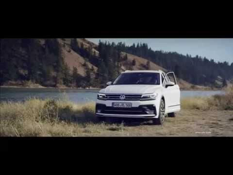 Volkswagen Tiguan 2016 - Commercial launch movie (DE)