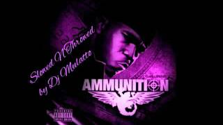 Chamillionaire On my way Slowed n Throwed by dj mulatto