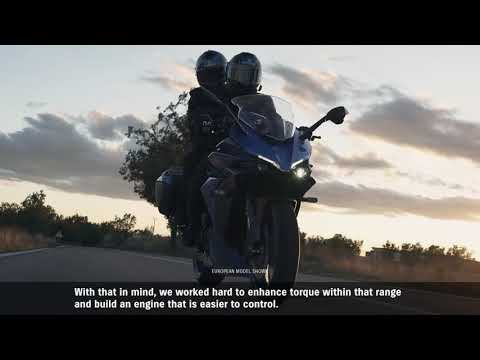 2022 Suzuki GSX-S1000GT+ in San Jose, California - Video 6