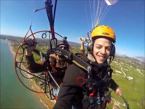 Πετώντας πάνω από το Ξι [video]