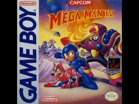 megaman iv gameboy passwords