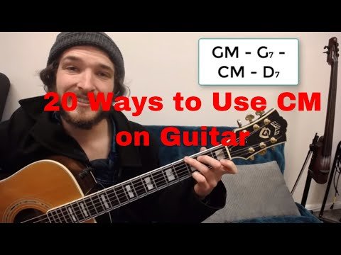 20 Different Ways to Use the C Major Chord on Guitar