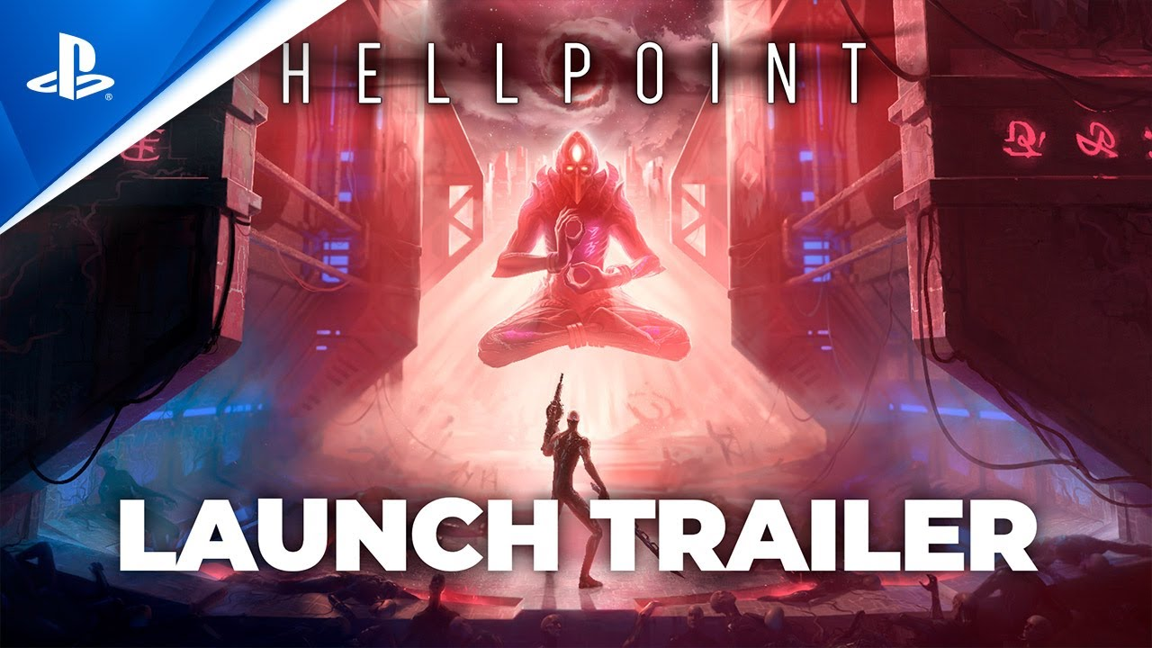 Hellpoint, an unsettling sci-fi action-RPG, is out tomorrow on PS4