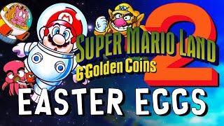All Super Mario Land 2 Easter Eggs!