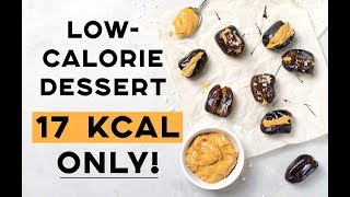 Stay In Shape With This Low-Calorie DESSERT!