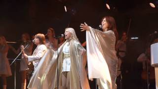 Abba The Show 2015 03 29  Wien - Intro,Tiger-