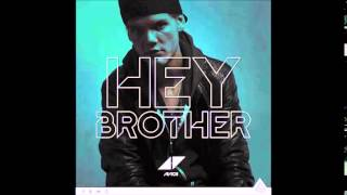 Avicii - Hey Brother ( Avlnce Intro Edit)