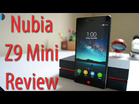 Nubia Z9 Mini Review