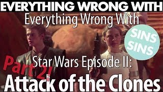 """Everything Wrong With """"Everything Wrong With Star Wars Episode II: Attack Of The Clones Part 2"""""""