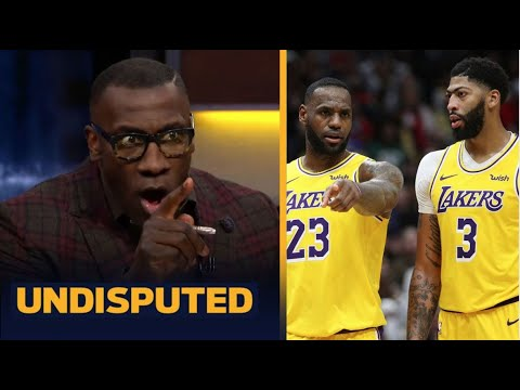 UNDISPUTED | Shannon EXPLAINS Why LeBron nearly won it for the Lakers last night… then couldn't?