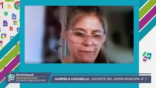 Gabriela Carosella | Jardín Municipal N° 7