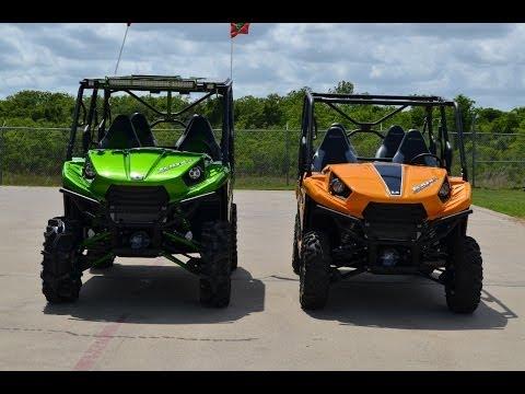 2014 Kawasaki Teryx4™ LE in La Marque, Texas