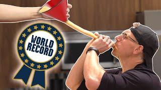 I Finally Broke a World Record!