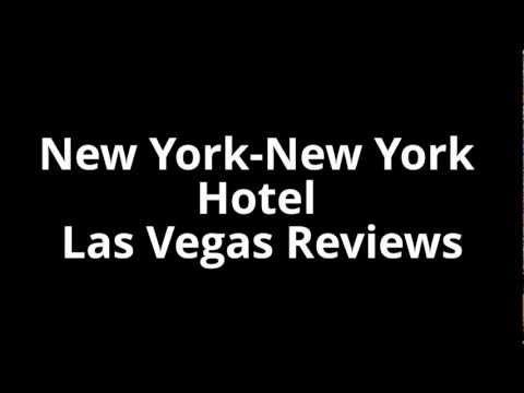 New York-New York Hotel Las Vegas Reviews