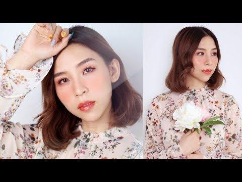 Japanese Igari Inspired Makeup AKA