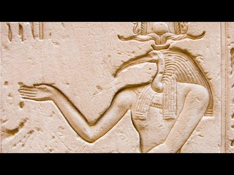 Priests of Thoth discovered with a message from the 'AFTERLIFE'